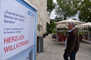 Deutsche Gesellschaft für Geriatrie - Jahreskongress 2015 in Frankfurt am Main